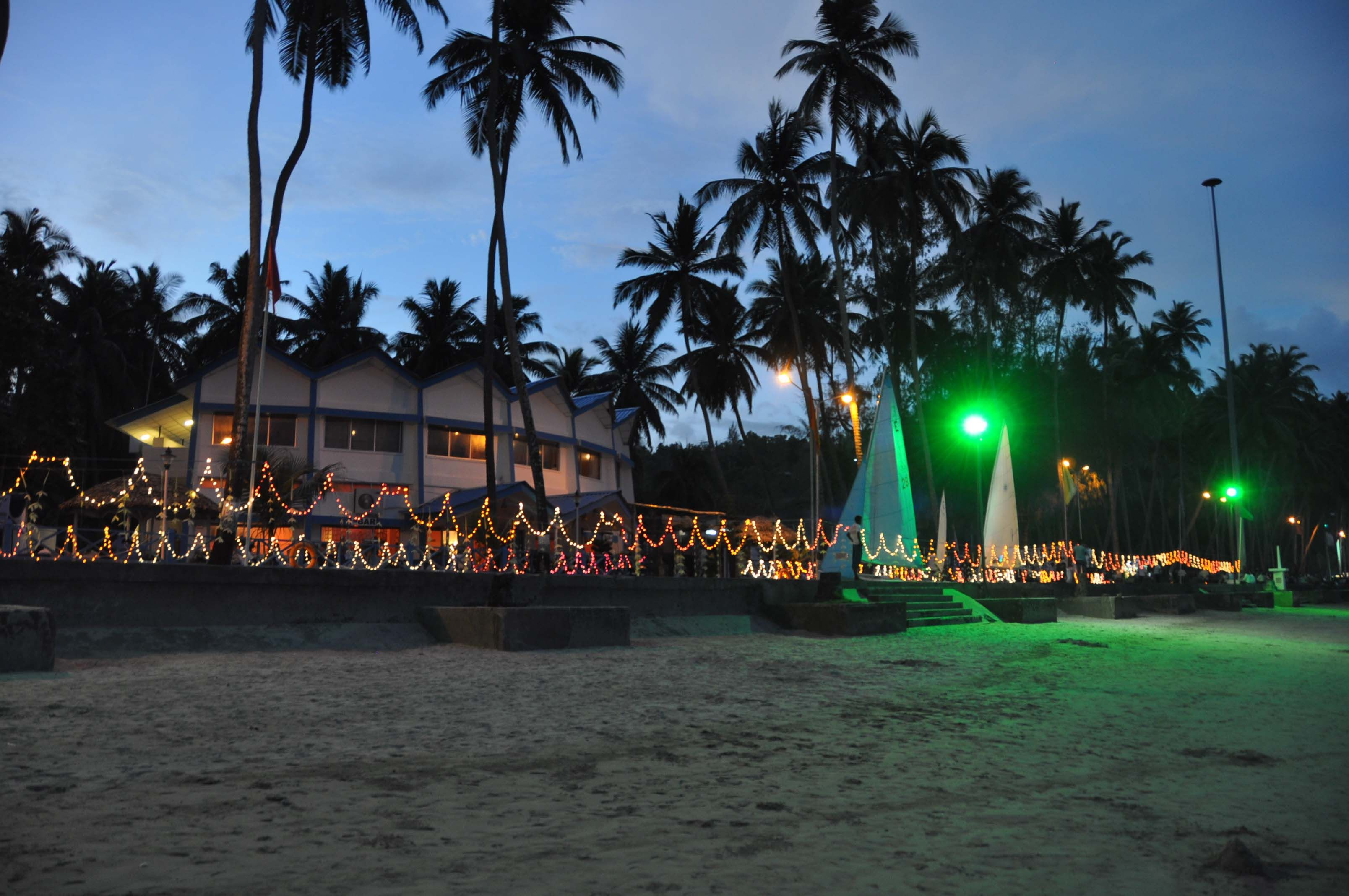 Andaman beach festival is one of the interesting activity