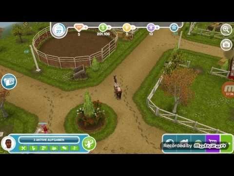 Das Verborgene Einhorn Sims Freeplay 93 Games Pinterest Sims