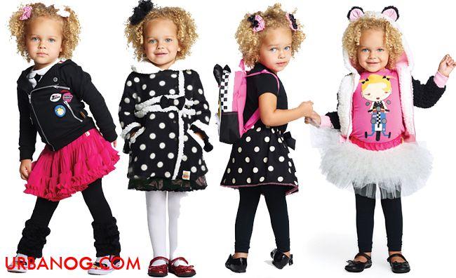 love this new Gwen Stefani line for kids at Target. i ...