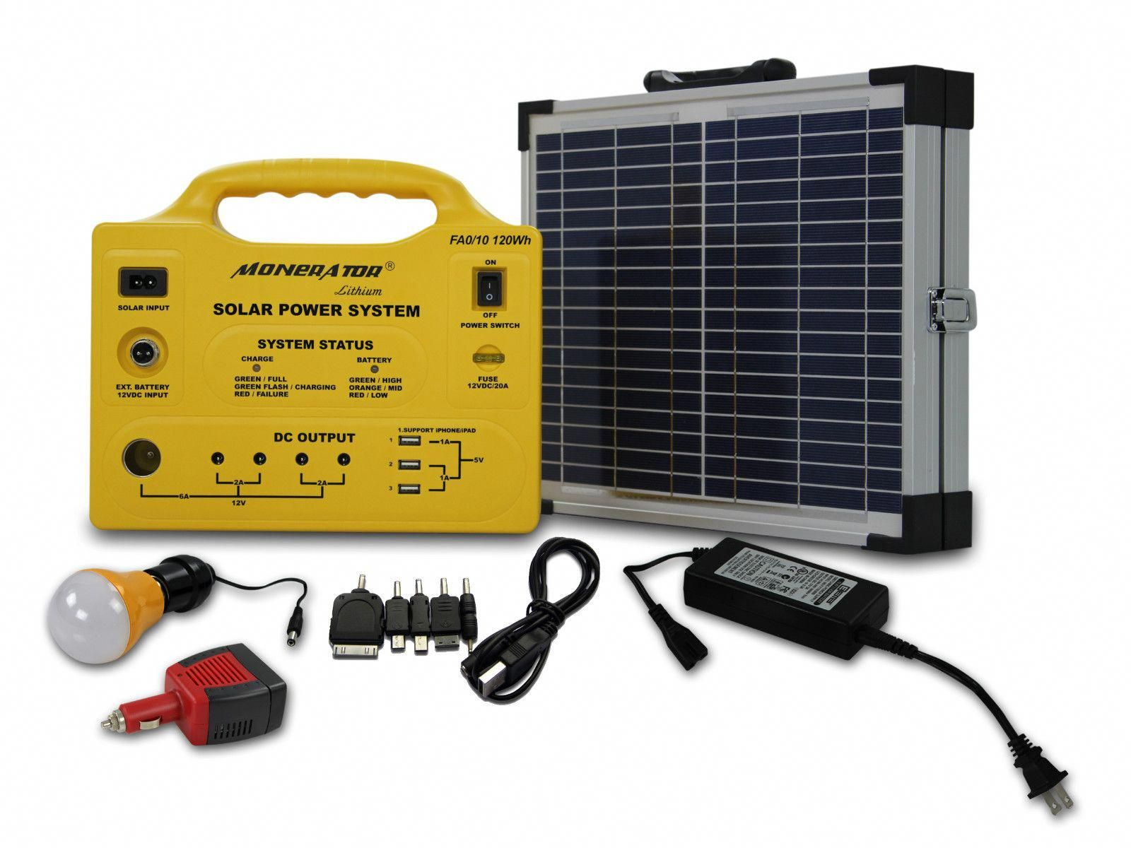 Solar Power Generator Portable Picclick Com Solarpanels Solarenergy Solarpower Solargenerator Solarpanelkits So Solar Power Solar Generator Solar Power Source