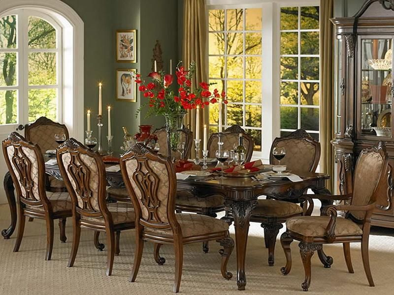 Pinsura Maju On Fzgdled  Pinterest  Dining Room Sets New Traditional Dining Room Set Design Decoration
