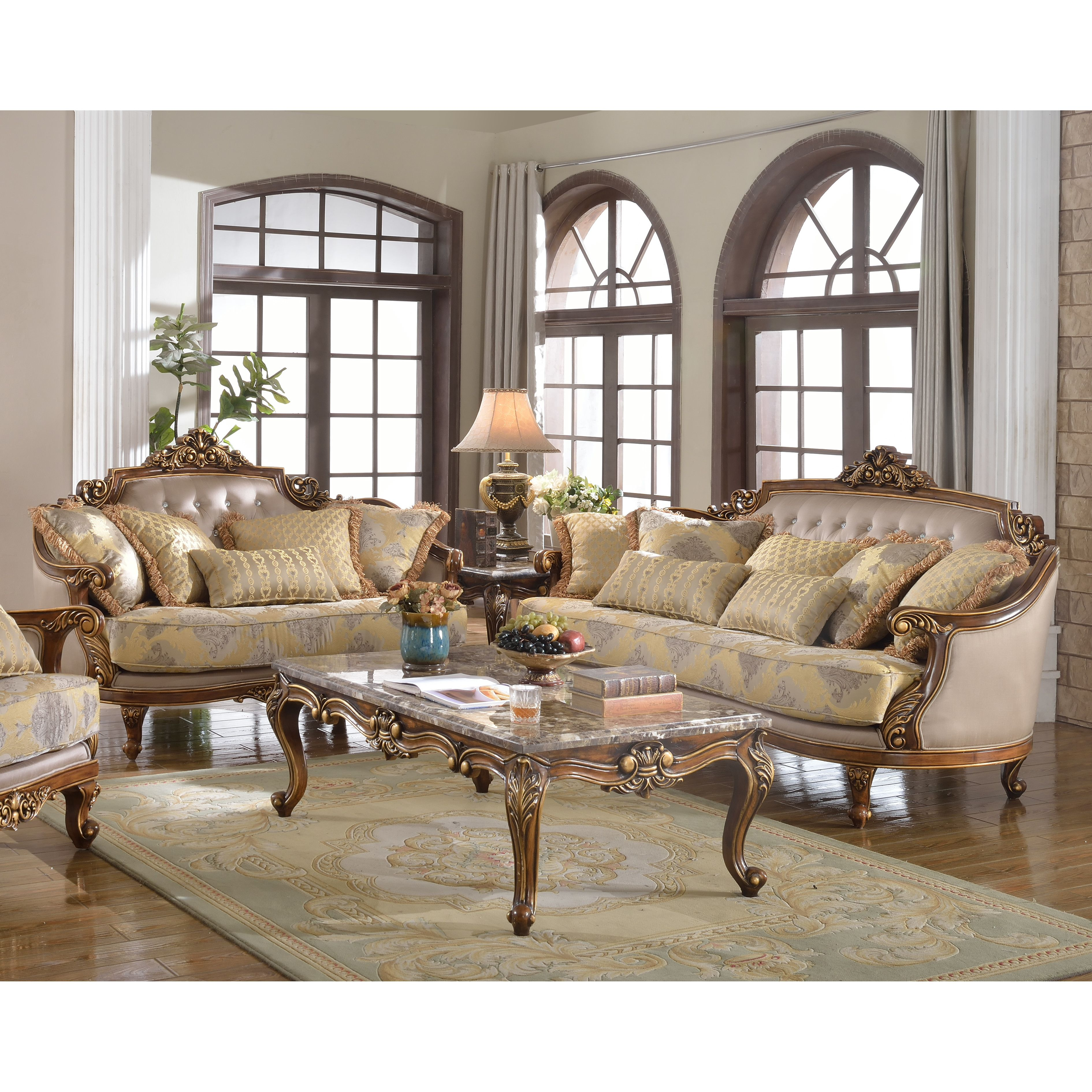 Bestmasterfurniture Traditional Sofa And Loveseat Set Reviews Wayfair Supply Sofa Loveseat Set 3 Piece Living Room Set Cheap Living Room Sets