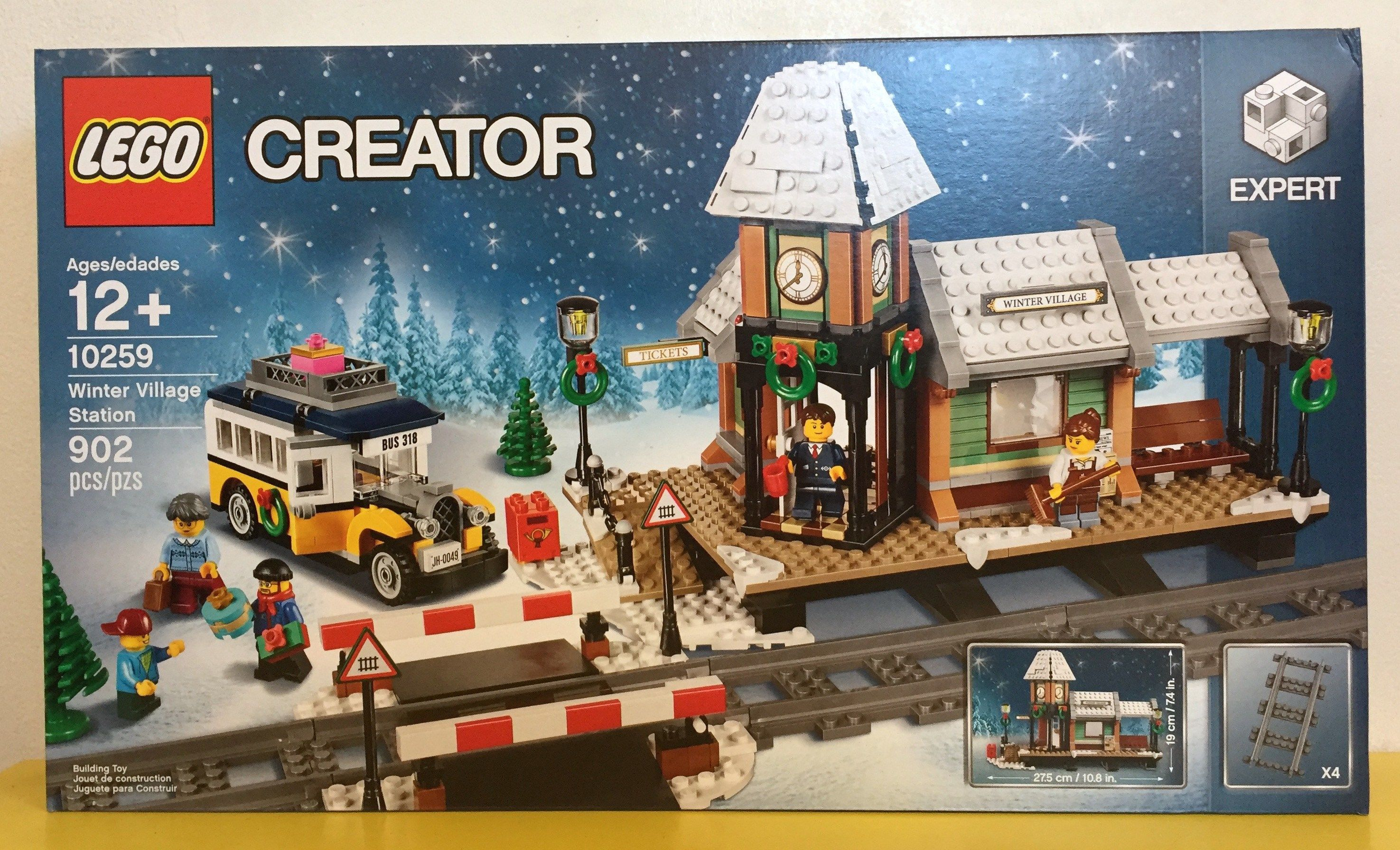 Lego Creator 10259 Winter Village Station Lego creator