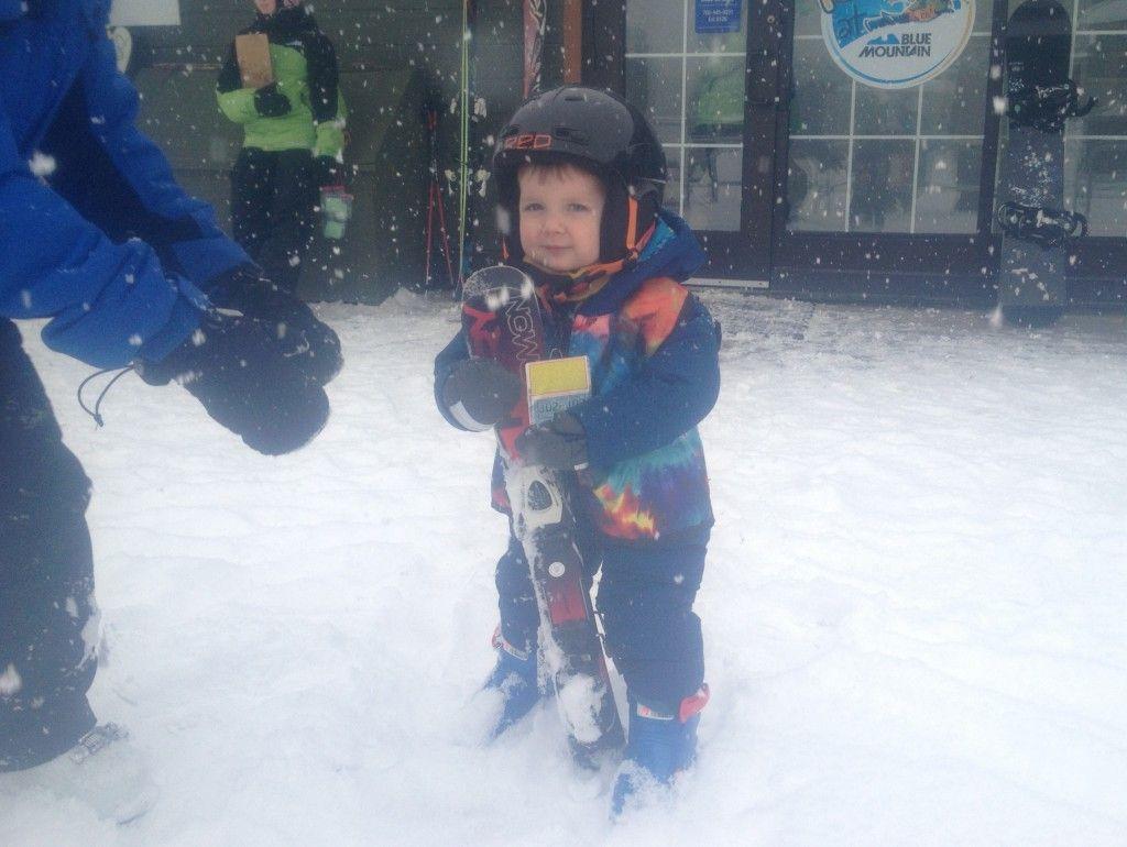 Toddler Ski Tips For Tots Baby Skiing Colorado Skiing Skiing