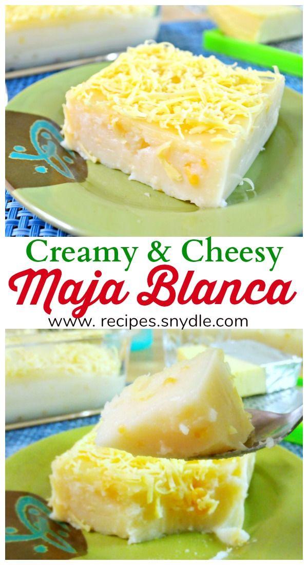 Maja Blanca Recipe – Yummy Recipes