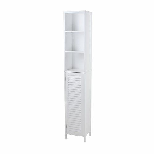 Brambly Cottage Rochelle 30 X 170cm Free Standing Cabinet In 2020