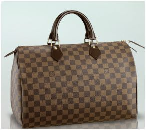 Speedy 35.  My everyday bag. I'm getting this one monogrammed