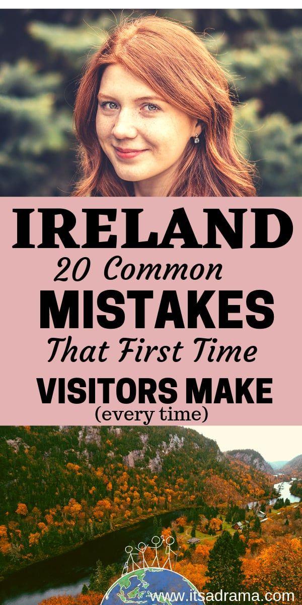 Planning a Trip to Ireland. How To Avoid Looking Like A Fec*kin Eejit #irelandtravel