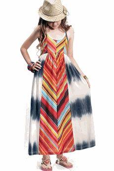 Hannah banana maxi dress