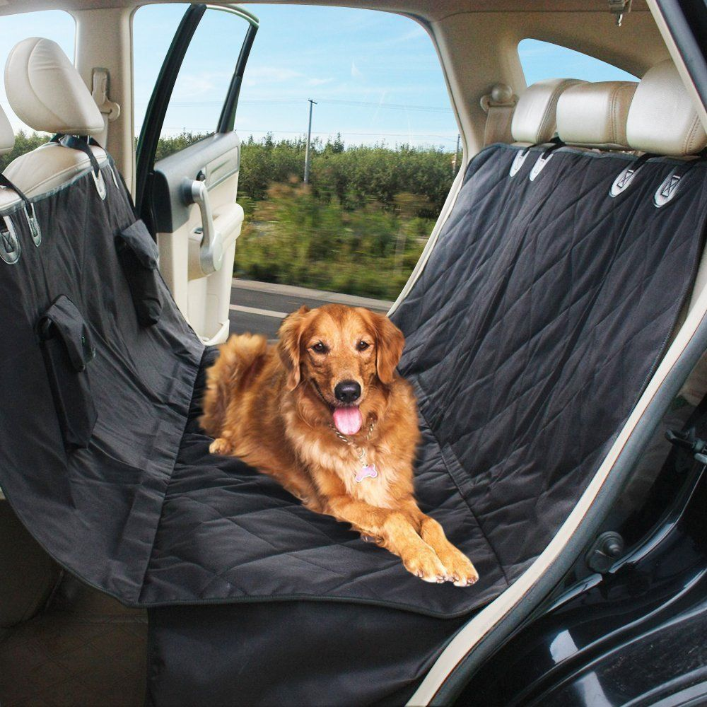 Astonishing Pet Seat Cover 5Ivepets Waterproof And Non Slip Dog Hammock Onthecornerstone Fun Painted Chair Ideas Images Onthecornerstoneorg