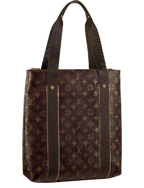 970 Louis Vuitton Mens Cabas Beaubourg Tote Bag 1   THINGS I WANT ... 88ba3a4e2fd