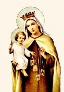 POUSADA DA TONHA: Nossa Senhora do Monte Carmelo