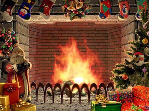Devon Cornwall Festive Breaks Ho Ho Ho Lidays Are Here Again Christmas Wallpaper Christmas Fireplace Christmas Screen Savers