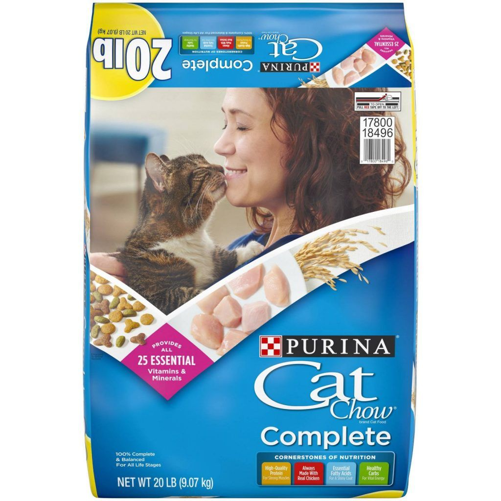 OVER 3 IN PURINA PET CAT PRODUCTS http