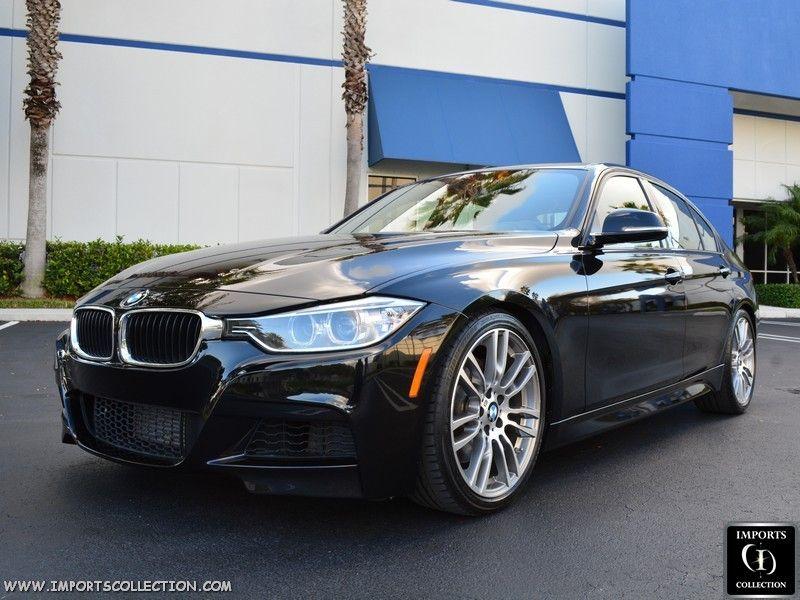 BMW I M SPORT TECHNOLOGY PREMIUM HARMAN KARDON HEATED - 2013 bmw 335i m sport