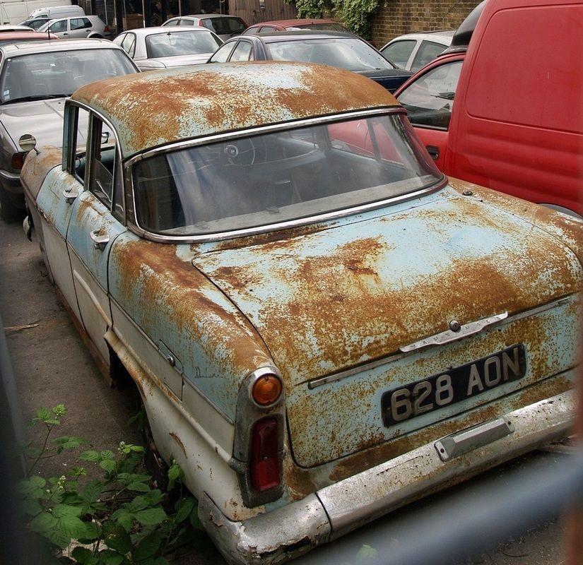 Vehicles - Derelict London | Junk | Pinterest | Vehicle, Abandoned ...