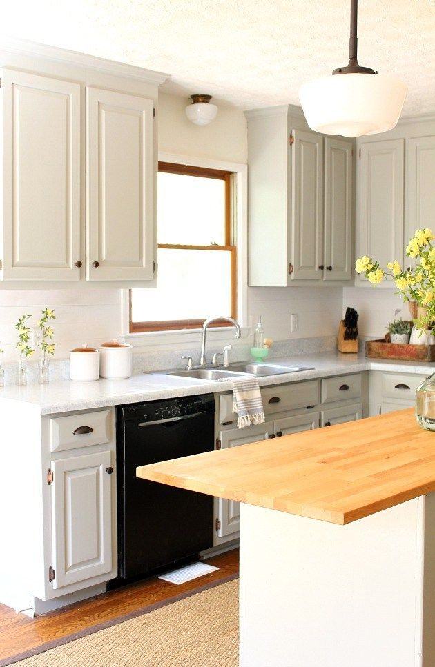 Our Colonial Kitchen Makeover | Colonial kitchen, Kitchen ...