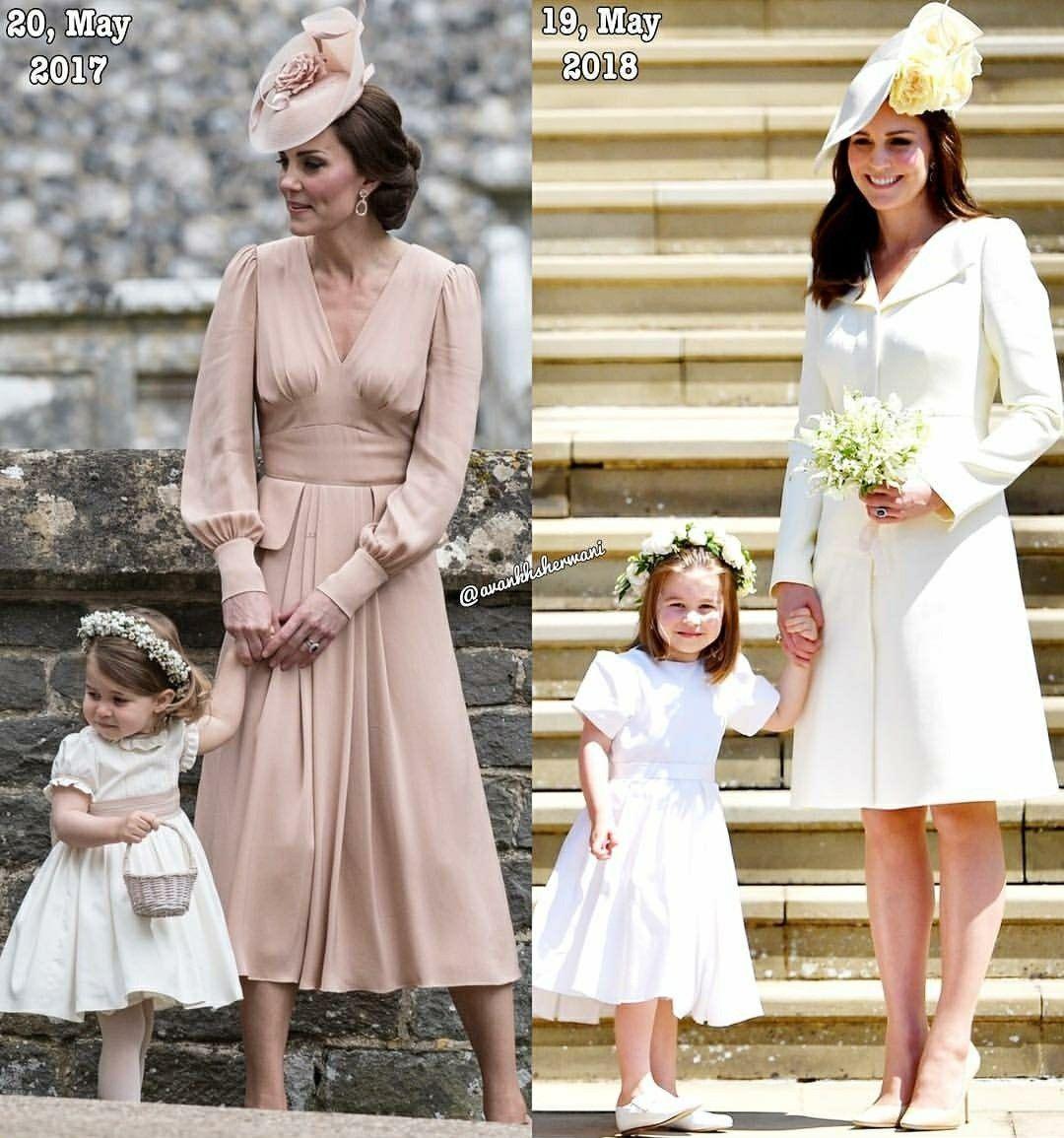 Pippa S Wedding 2017 And Harry S Wedding 2018 Bluse Und Rock Herzogin Kate Brautkleid Standesamt