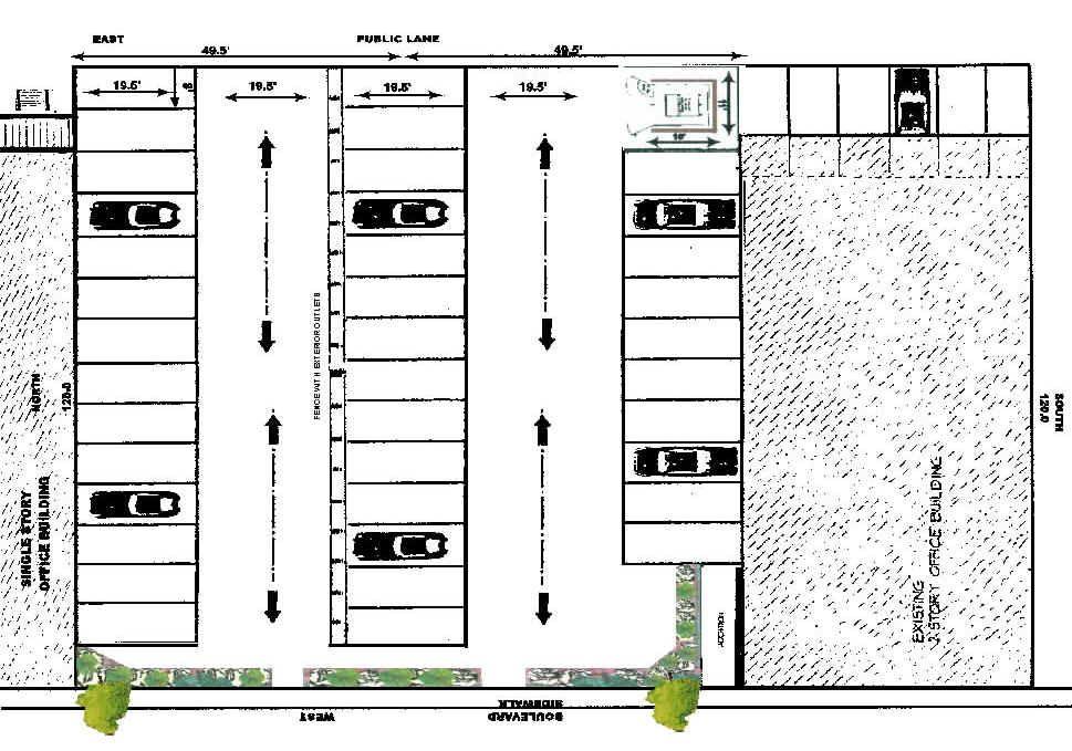 Parking Lot Design | Parking lot, Parking design, Design