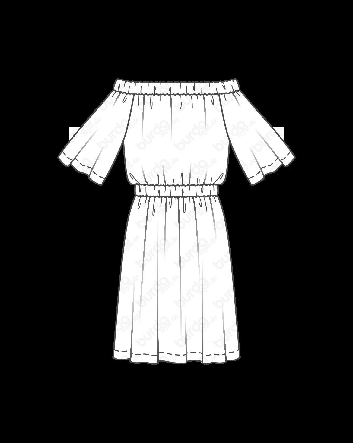 Выкройка платьев в стиле кармен фото 377