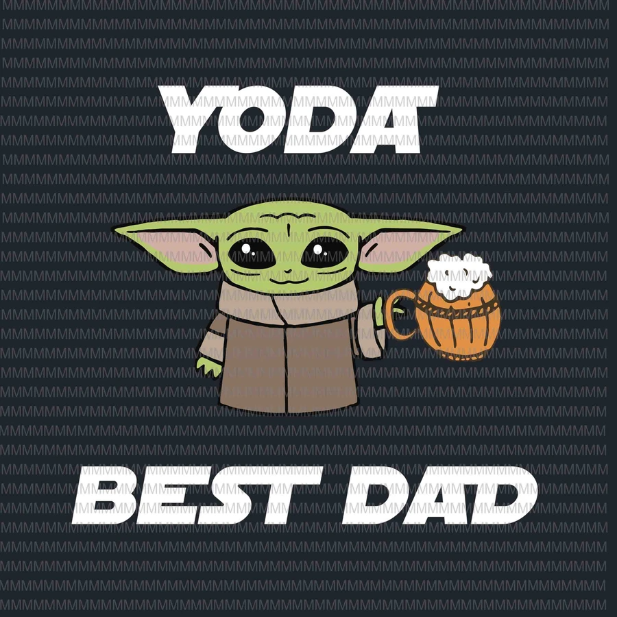 Free Free father day icons in wide variety of styles like line, solid, flat, colored outline, hand drawn and many more such styles. Yoda Best Dad Svg Baby Yoda Father S Day Svg Yoda Best Dad Beer Baby Yoda Beer Father S Day Design Father S Day Vector Best Dad Yoda First Time Dad SVG, PNG, EPS, DXF File