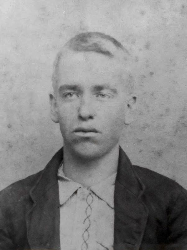 Ellison Hatfield Cotton Top Mounts Was Trialed And Hanged