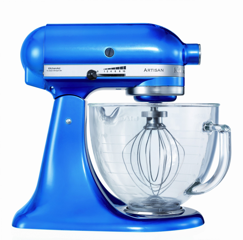 Color Azul   Blue!!! KitchenAid Mixer
