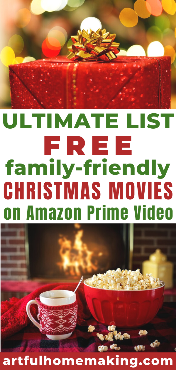 Best Free FamilyFriendly Christmas Movies on Amazon Prime