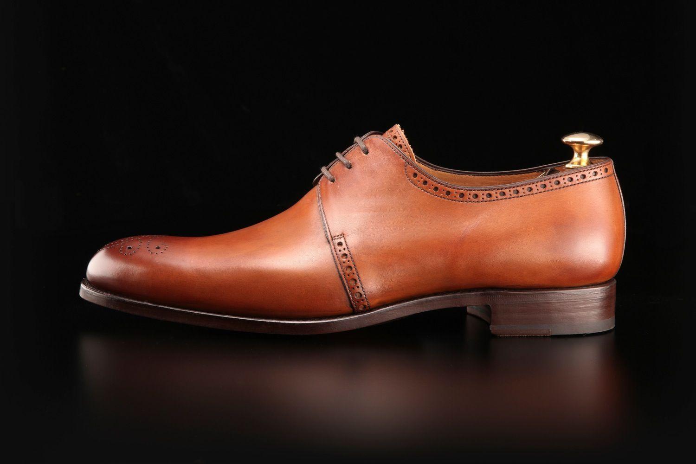 Chaussures Derbys pour homme haut de gamme, Goodyear ou Blake - LodinG