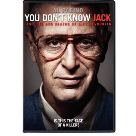 You Don T Know Jack Dvd Walmart Com You Don T Know Jack Jack Movie Al Pacino