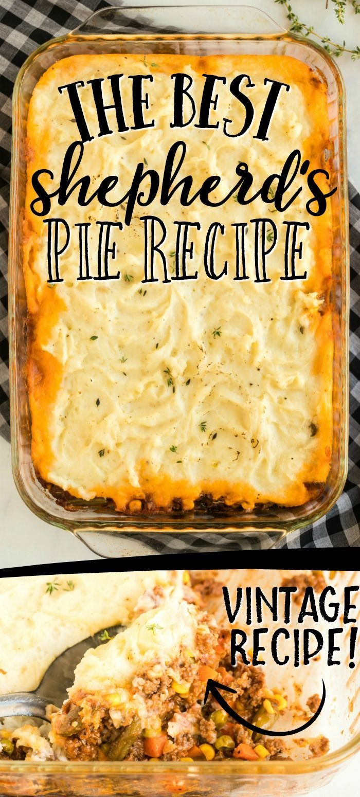 Shepherd S Pie In 2020 Recipes Food Beef Recipes