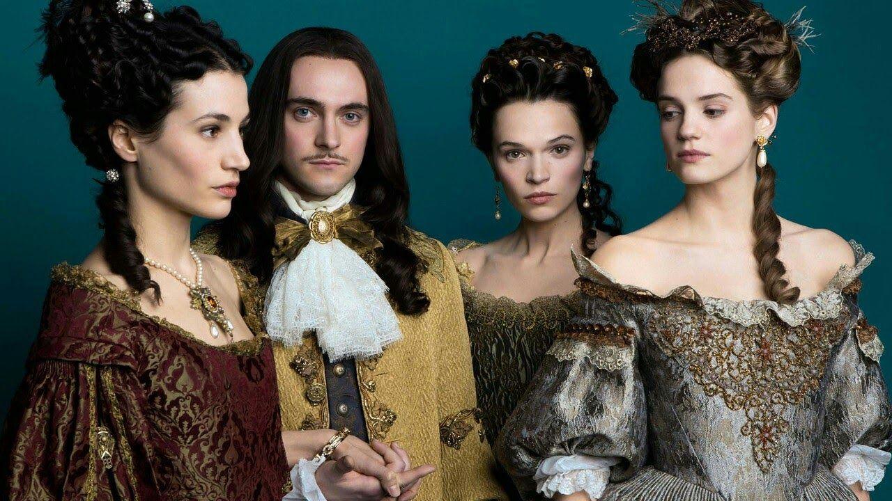 Série TV - Versailles