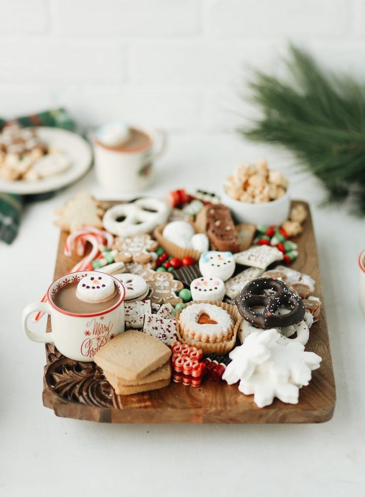 Channel Your Inner Willy Wonka With This Holiday Cookie and Candy Board - Camille Styles