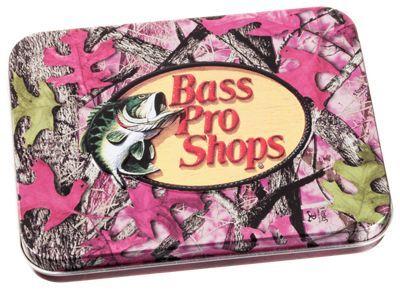 Bass Pro Shops TrueTimber Collectible Tin and Gift Card Holder - TrueTimber Sassy B