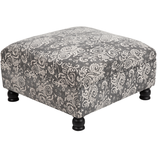 Magnificent Kanpur Ottoman Black Products Black Ottoman Furniture Cjindustries Chair Design For Home Cjindustriesco