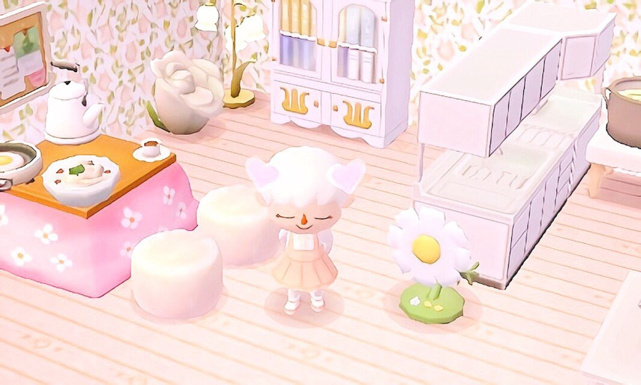 Pin On Acnl Pink Rooms