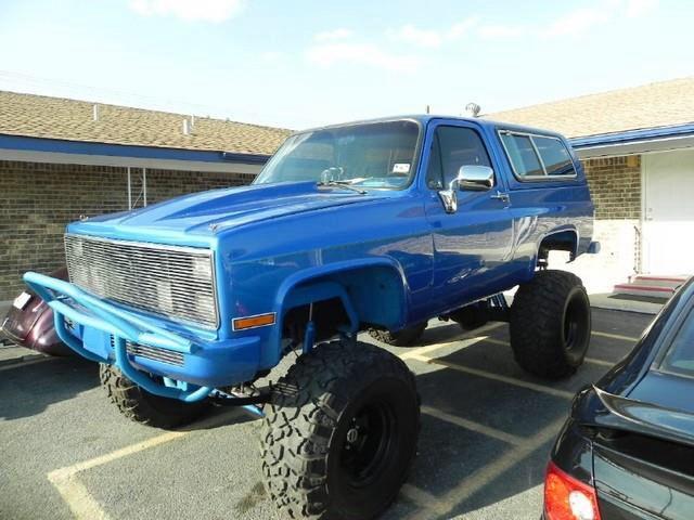 K5 Love Classic Chevy Trucks Chevrolet Trucks Mud Trucks