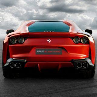 Ferrari-812_Superfast1 #newferrari