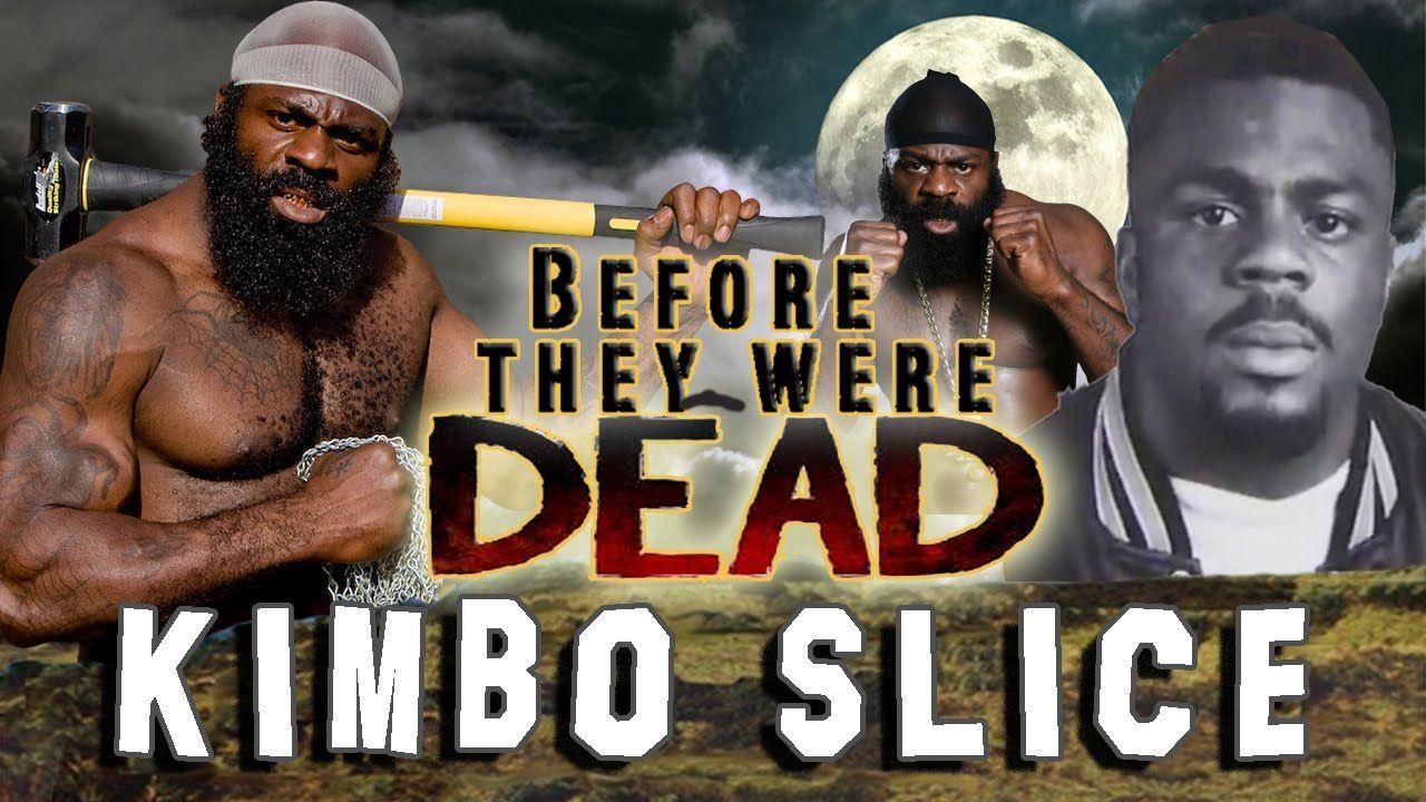kimbo slice before they were dead kimbo slice pinterest mma