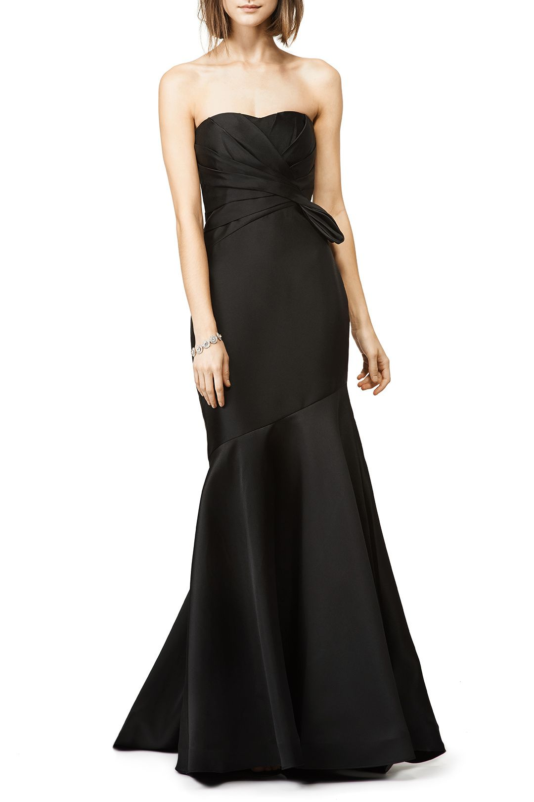 Clear Night Gown by Badgley Mischka (Gorrrrrgggggeous ...