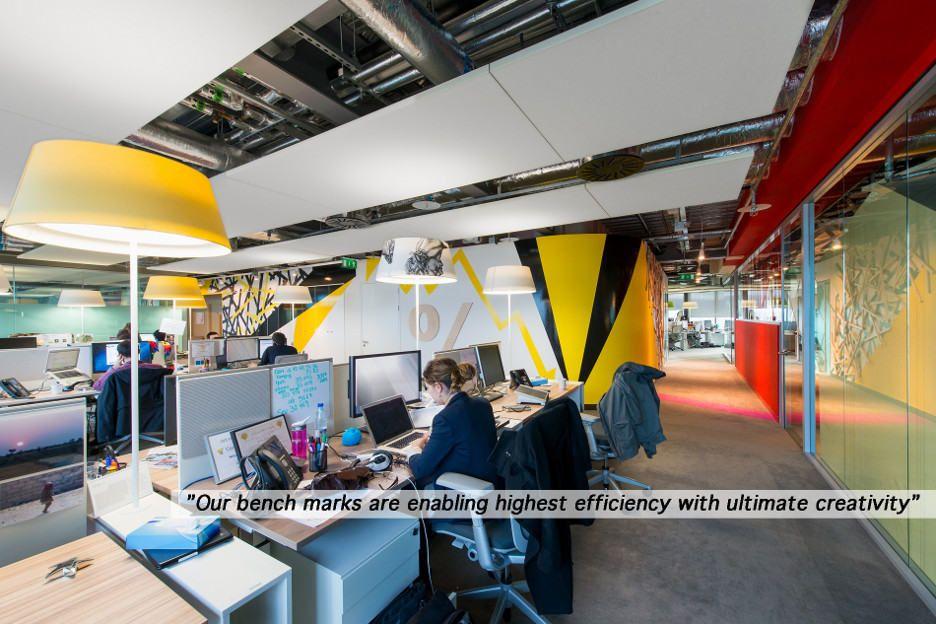 Googles New Office In Dublin
