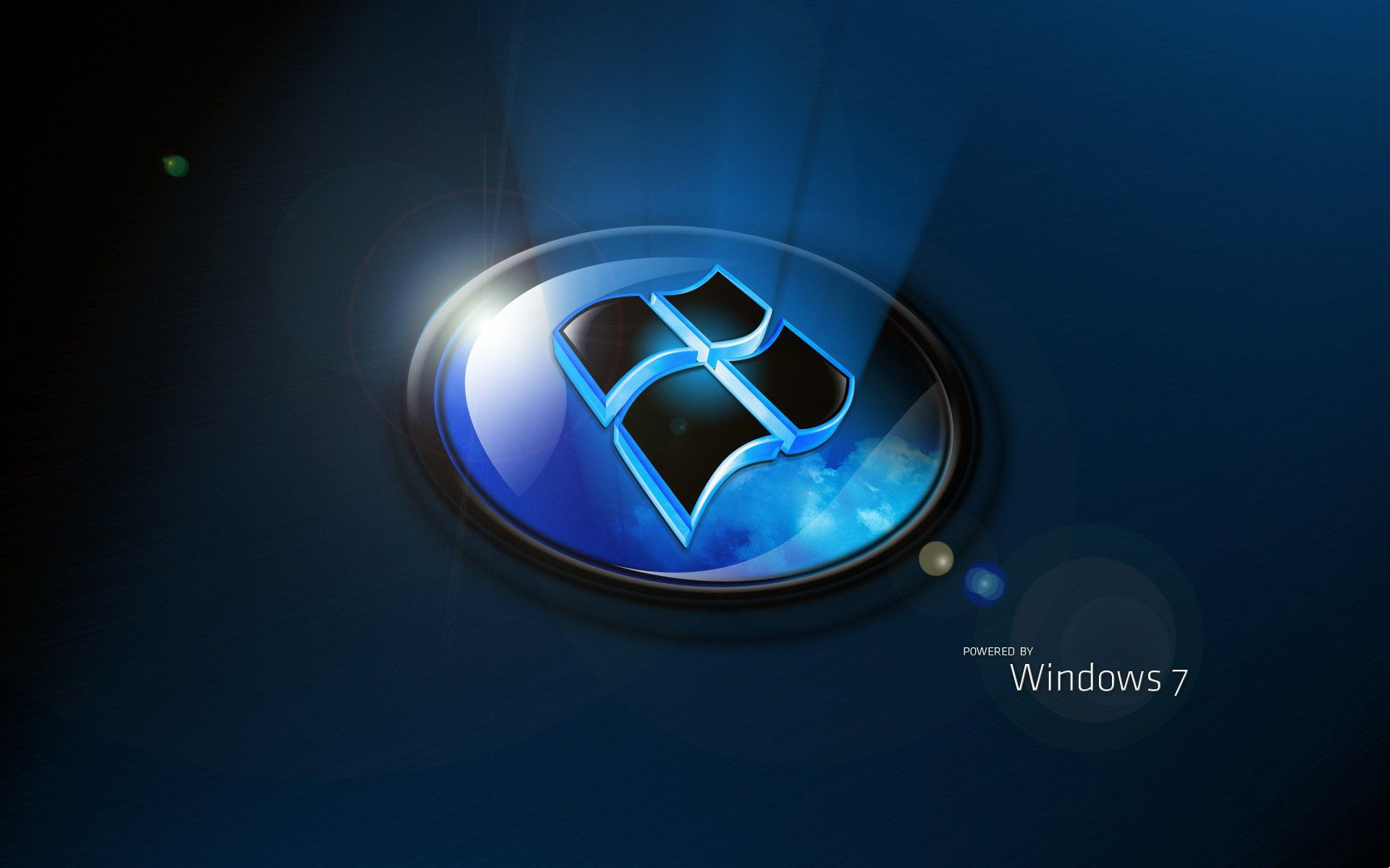 Desktop Wallpaper Hd 3d Windows 7 Papel De Parede 3d Papeis De Parede Parede 3d