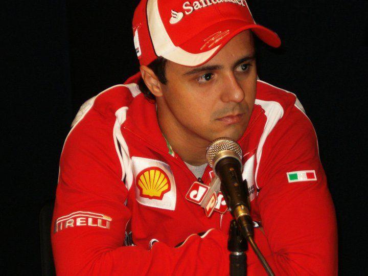 Felipe Massa na Jovem Pan