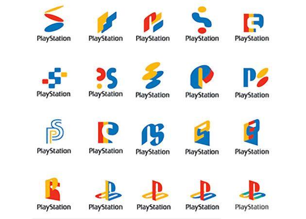 Playstation Logo Evolution Video Game Logos Playstation Logo Game Logo