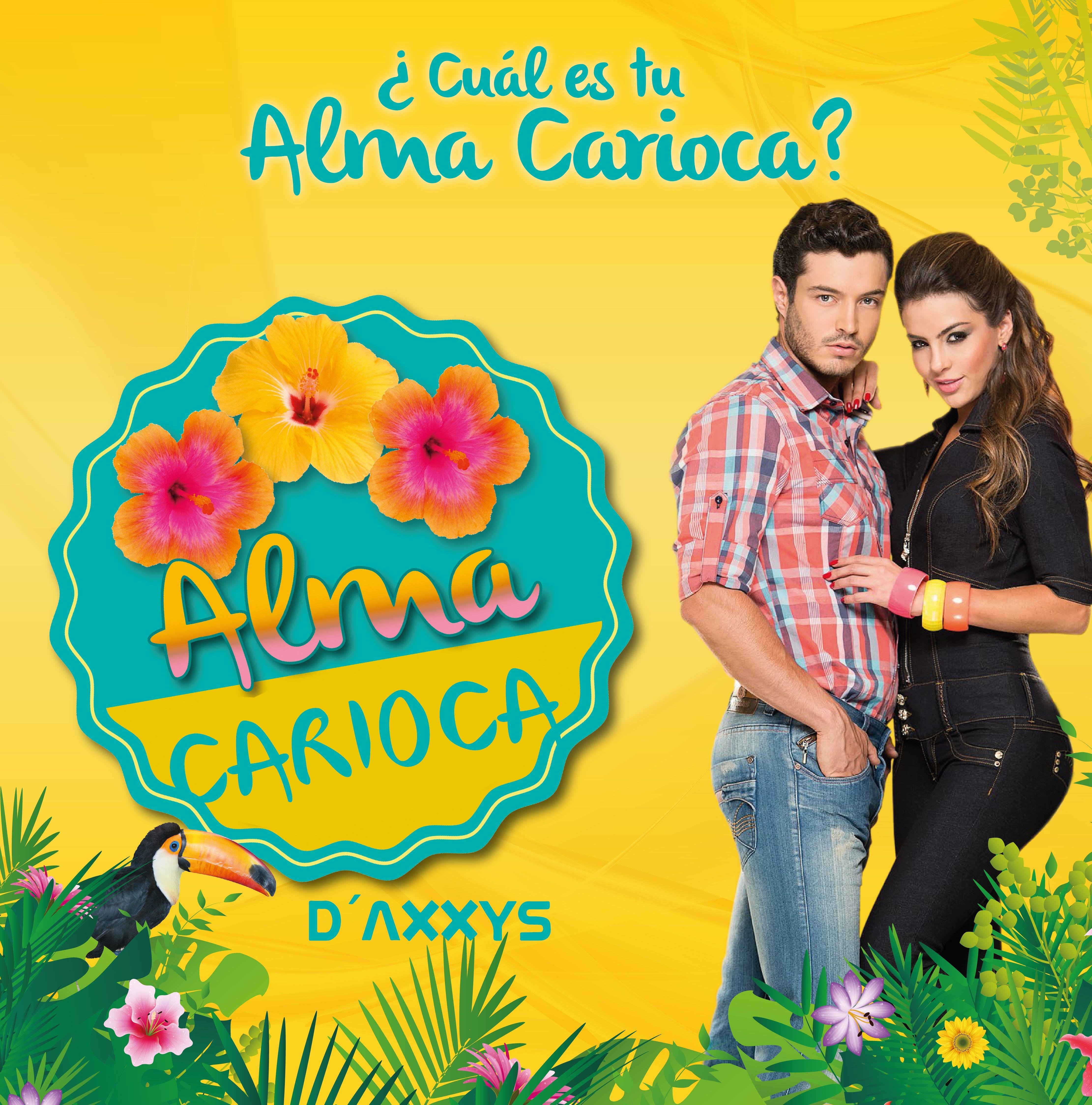 D´AXXYS Primera Colección del año 2014. ALMA CARIOCA