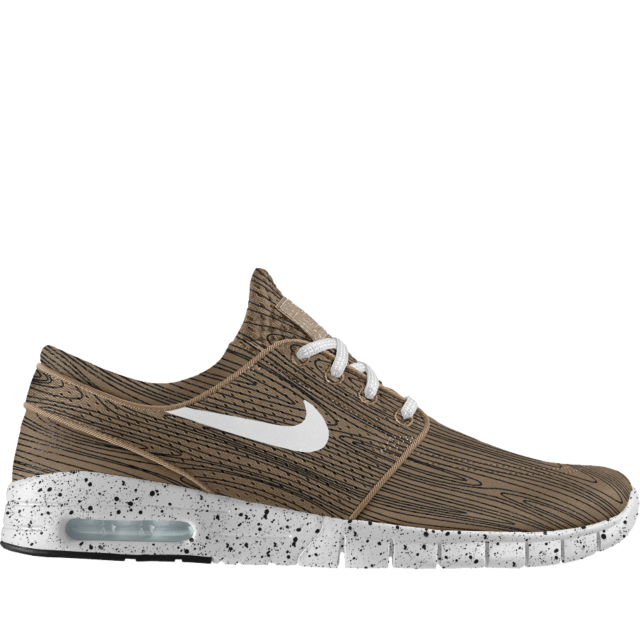 13e8f01539 The Nike SB Stefan Janoski Max iD Skateboarding Shoe | nike | Shoes ...
