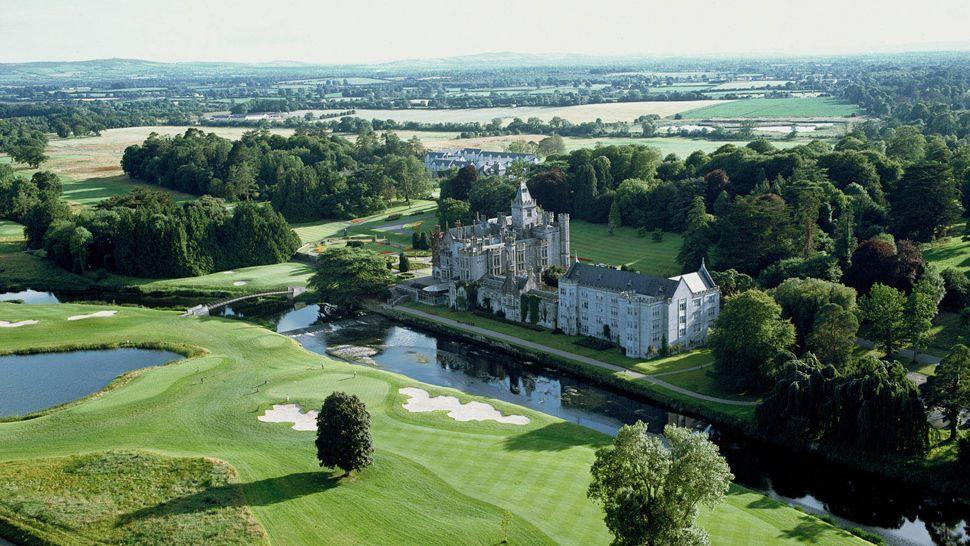 Adare Manor Hotel Golf Resort County Limerick Ireland This 18th Century