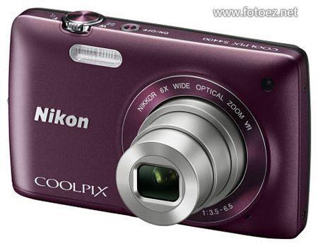 Guia Del Manual De Usuario De La Camara Nikon Coolpix S4400 De Los Propietarios De Instrucciones Nikon Coolpix Coolpix Nikon Dslr Camera
