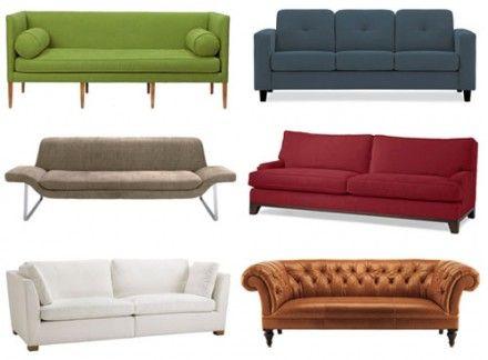 Storibook Designs Open Studio The Styles Of Sofas