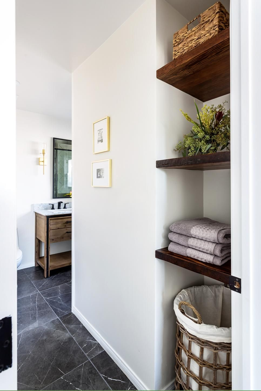 Organize Your Linen Closet and Bathroom Medicine